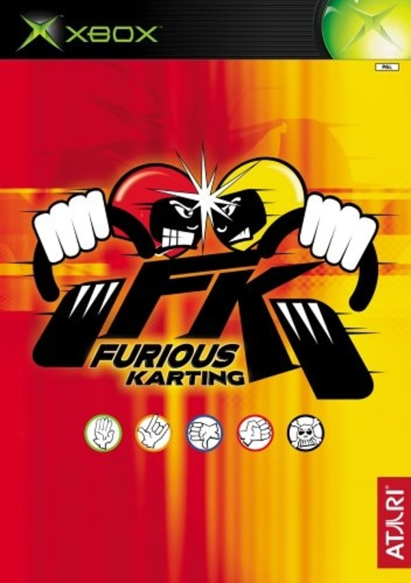 Cover zu Furious Karting
