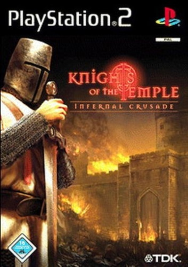 Cover zu Knights of the Temple