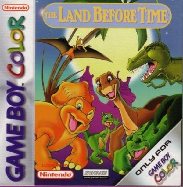 Cover zu Land Before Time, The