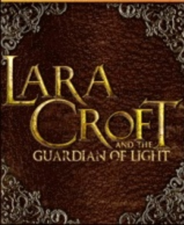 Cover zu Lara Croft and the Guardian of Light
