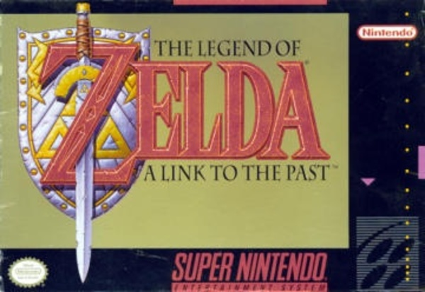 Cover zu The Legend of Zelda: A Link to the Past