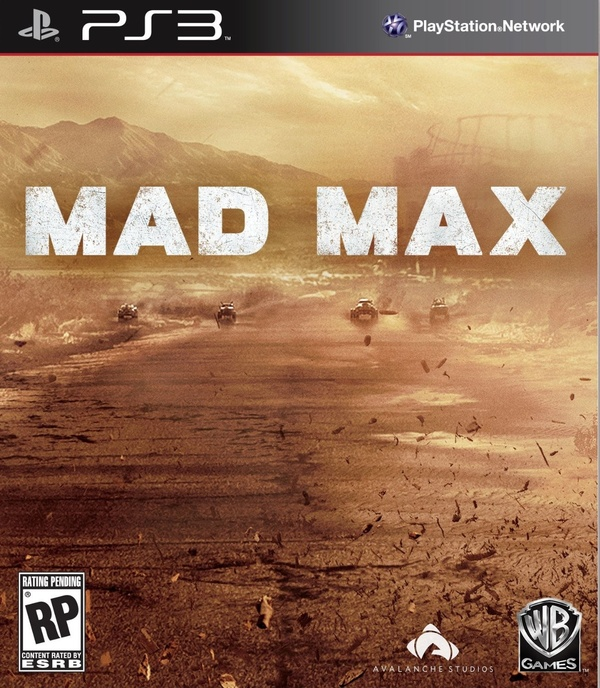 Cover zu Mad Max