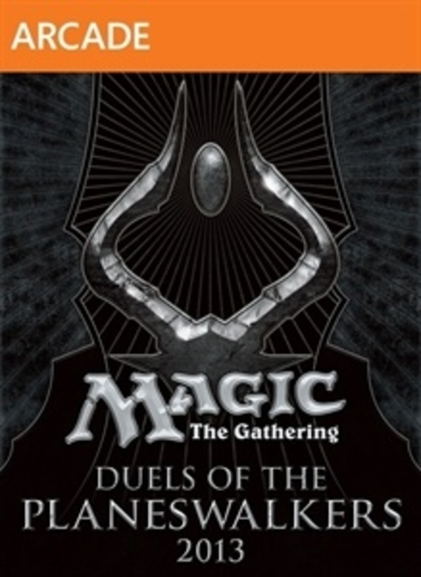 Cover zu Magic: The Gathering - Duels of the Planeswalkers 2013
