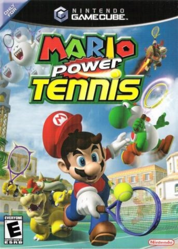 Cover zu Mario Tennis