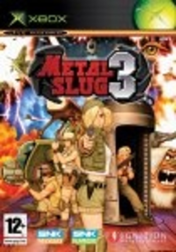 Cover zu Metal Slug 3