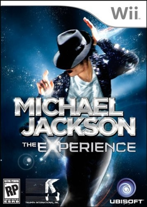 Cover zu Michael Jackson: The Experience