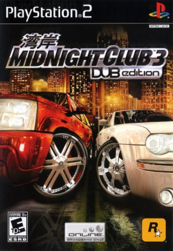 Cover zu Midnight Club 3: DUB Edition