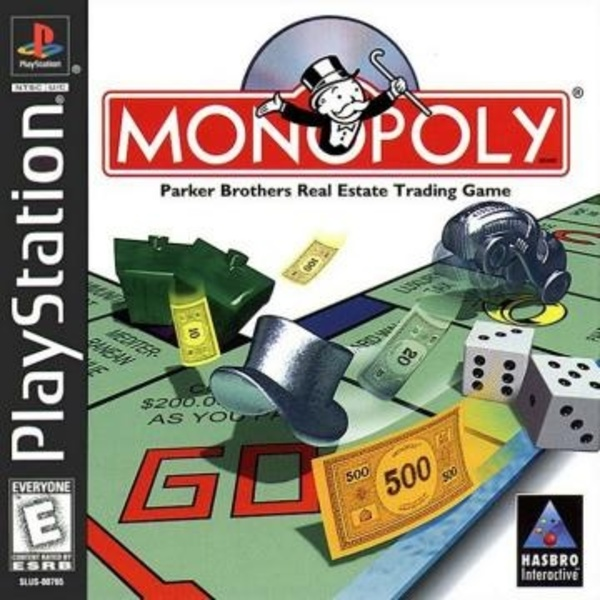 Cover zu Monopoly