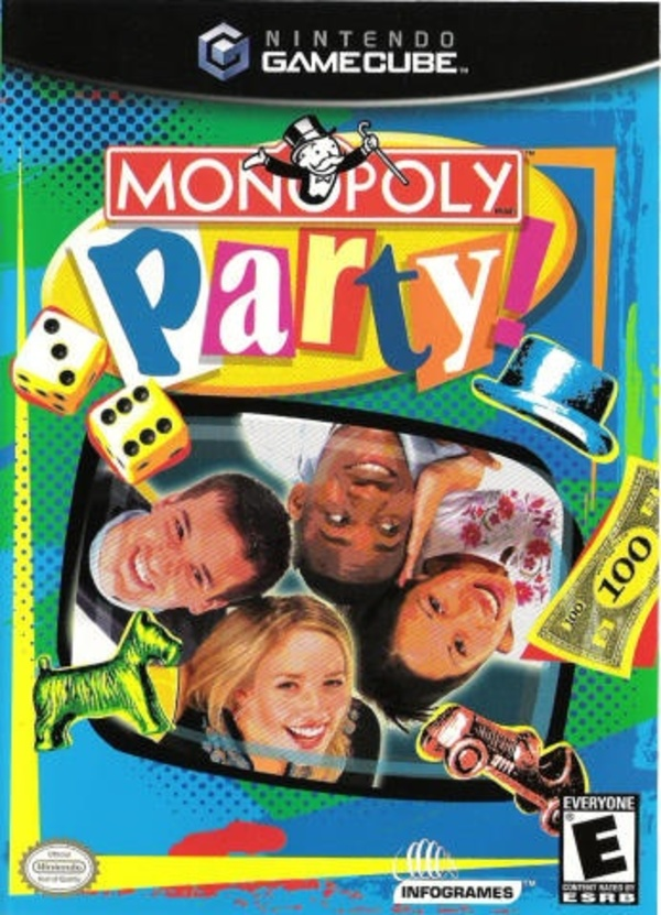 Cover zu Monopoly Party