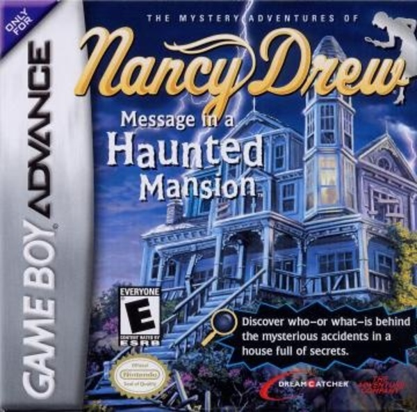 Cover zu Nancy Drew: Message in a Haunted Mansion