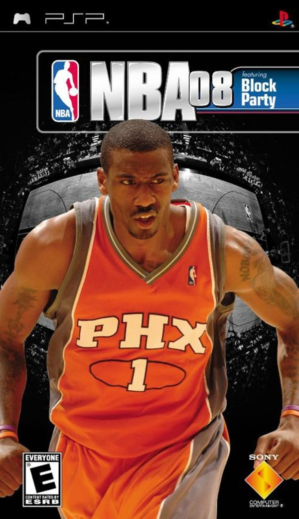 Cover zu NBA 08