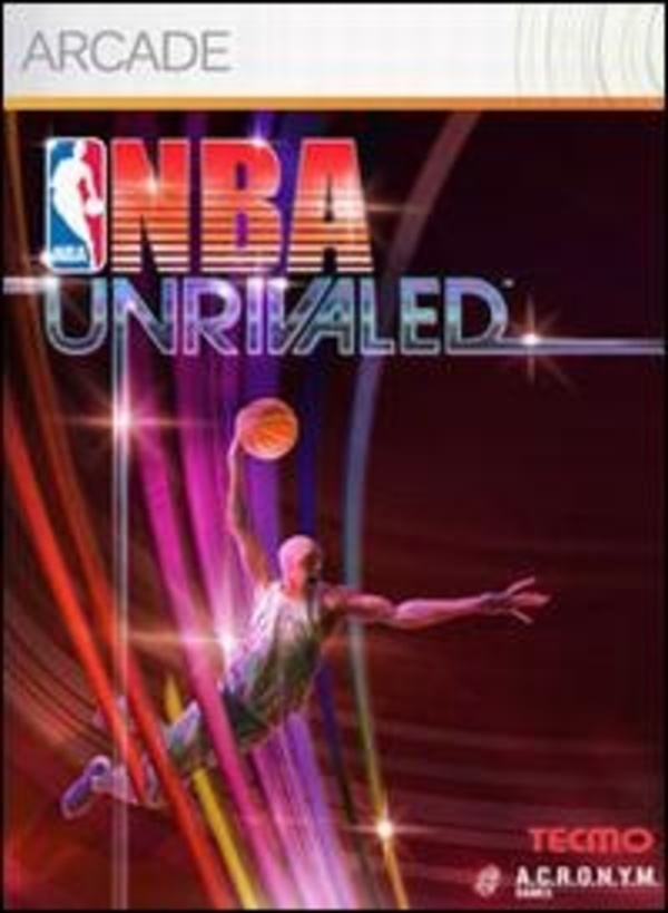 Cover zu NBA Unrivaled