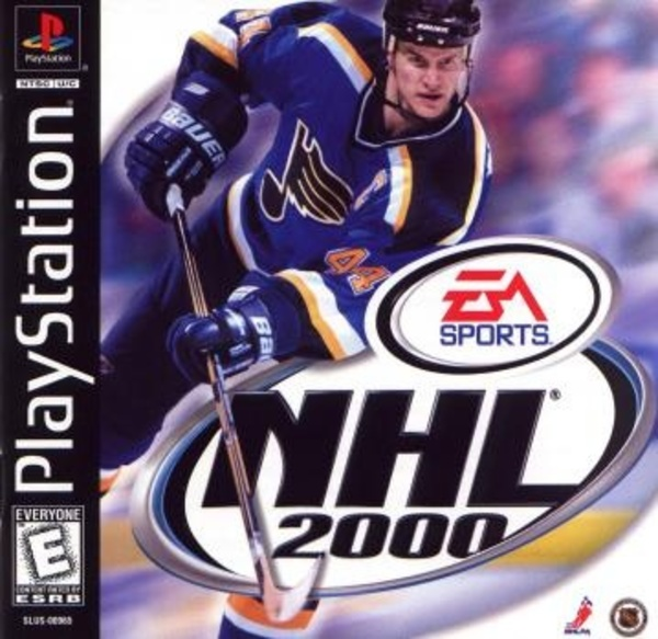 Cover zu NHL 2000