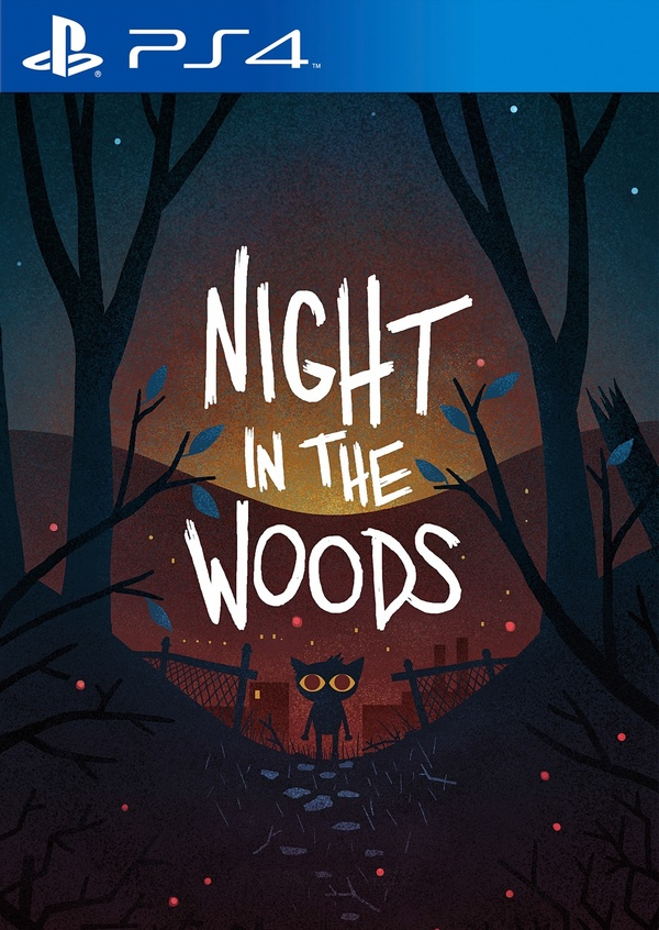 Cover zu Night in the Woods