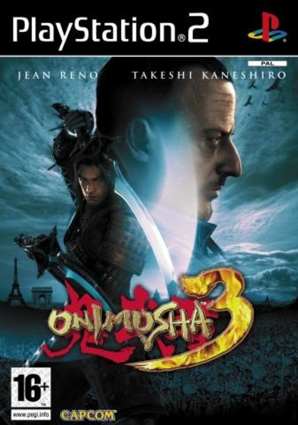 Cover zu Onimusha 3: Demon Siege