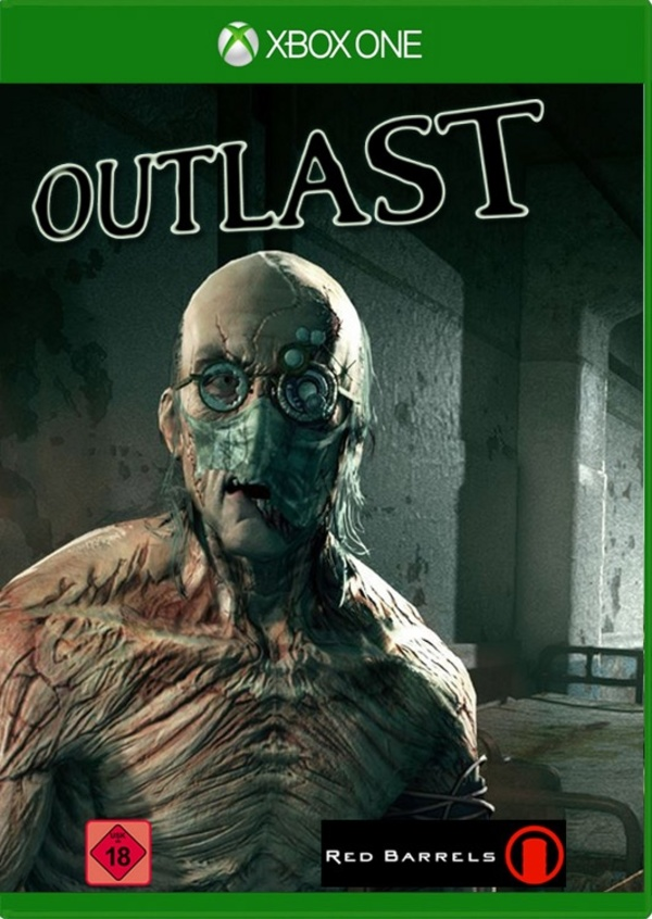 Cover zu Outlast