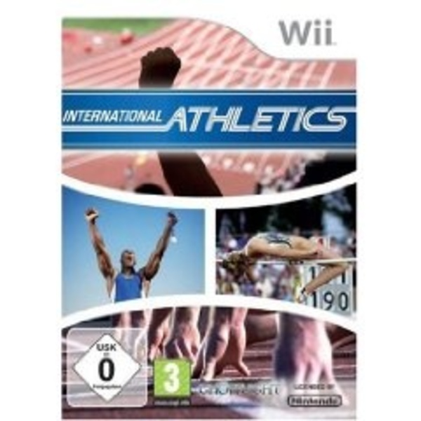Cover zu International Athletics