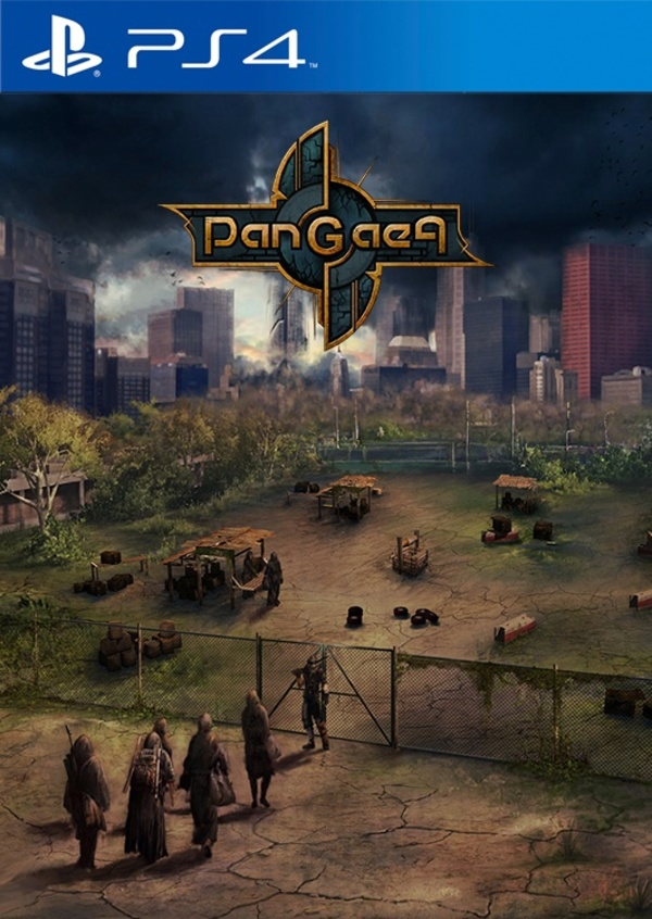 Cover zu Pangaea: New World