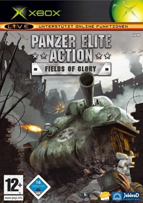 Cover zu Panzer Elite Action