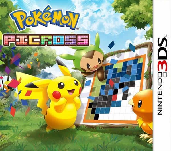 Cover zu Pokémon Picross