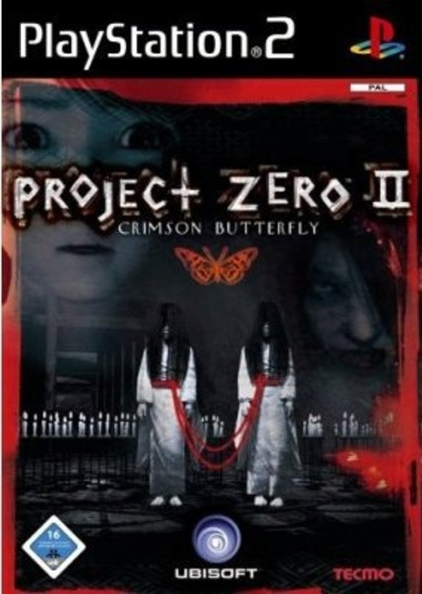 Cover zu Project Zero II: Crimson Butterfly