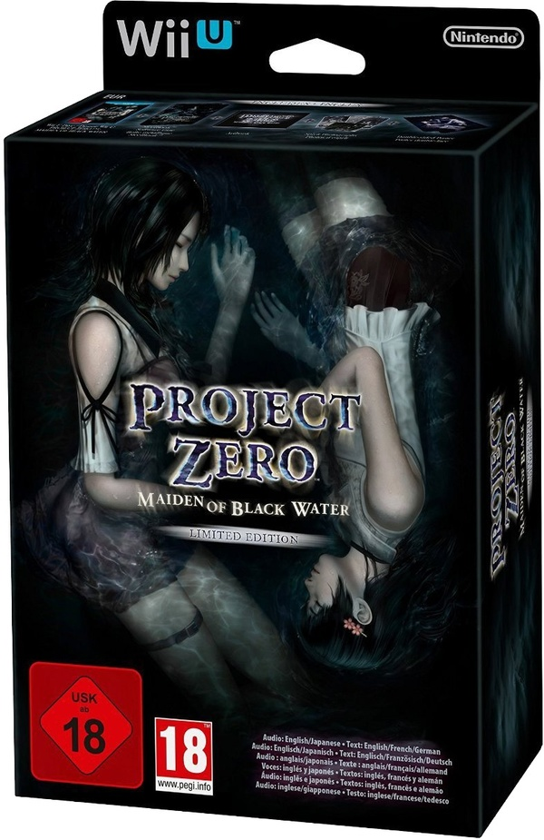 Cover zu Project Zero: Maiden of Black Water