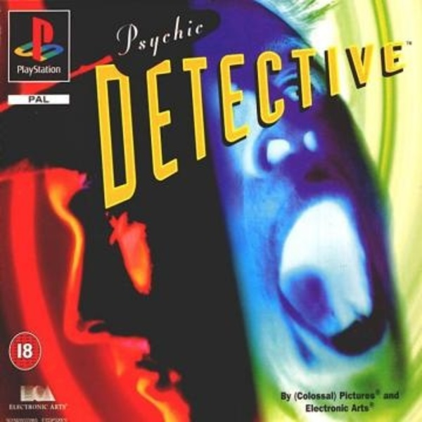Cover zu Psychic Detective