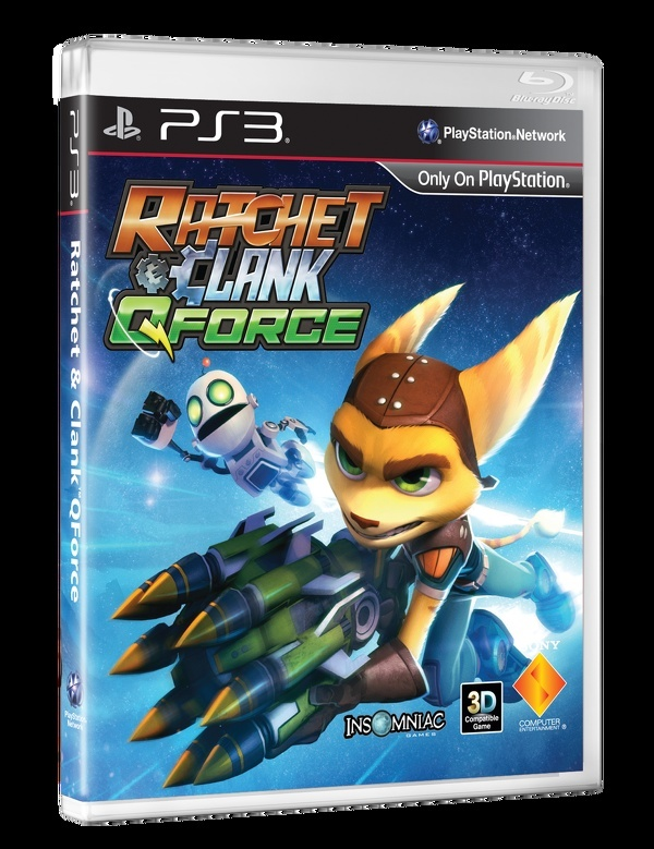 Cover zu Ratchet & Clank: QForce