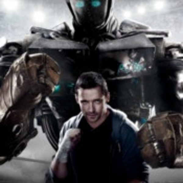Cover zu Real Steel