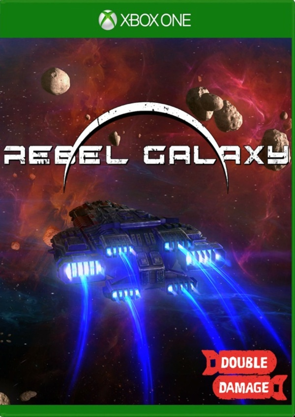 Cover zu Rebel Galaxy