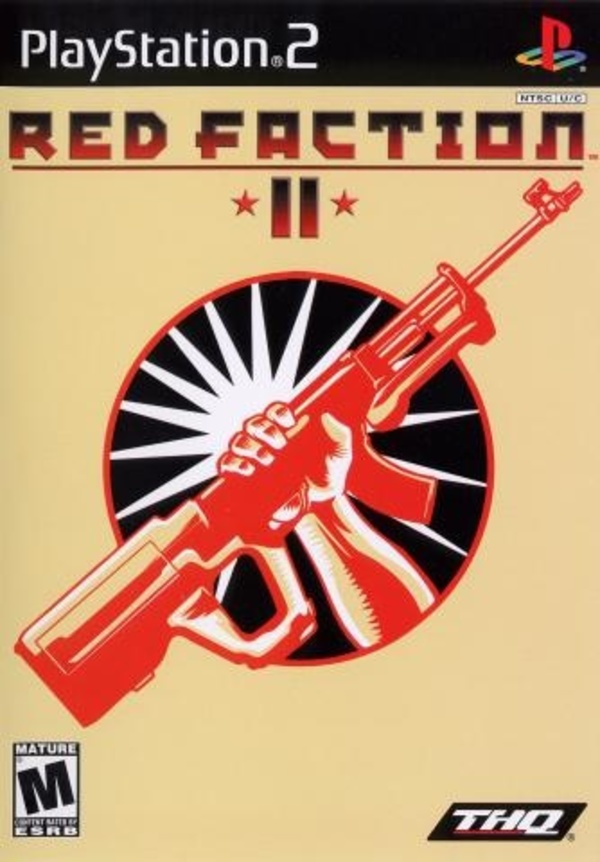 Cover zu Red Faction 2