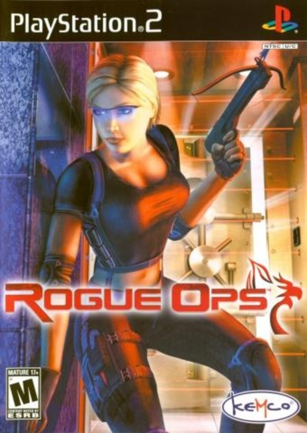 Cover zu Rogue Ops