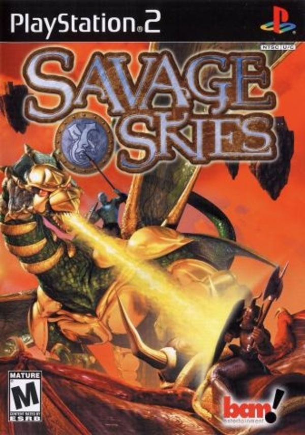 Cover zu Savage Skies