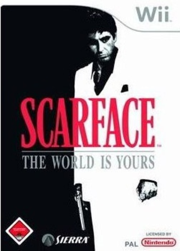Cover zu Scarface: The World is Yours