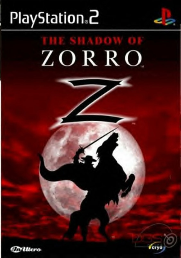 Cover zu Shadow of Zorro, The