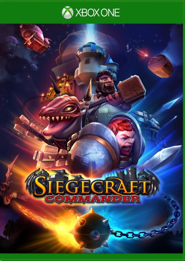Cover zu Siegecraft Commander
