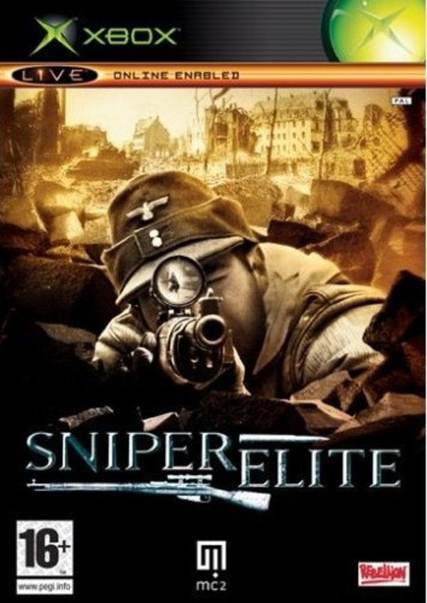 Cover zu Sniper Elite