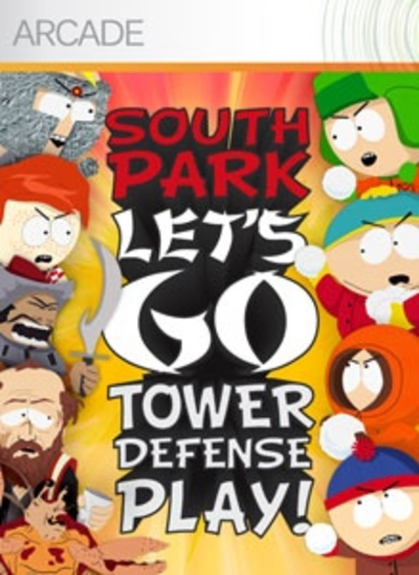 Cover zu South Park: Let's go Tower Defense Play!