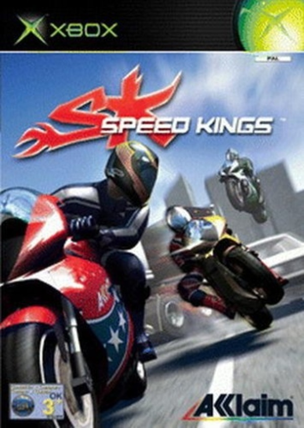Cover zu Speed Kings
