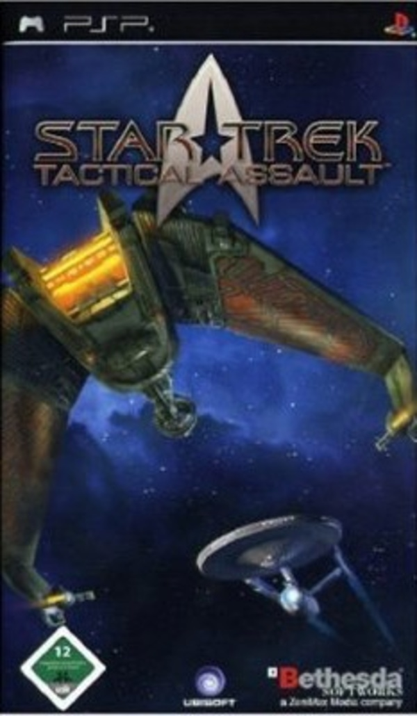 Cover zu Star Trek: Tactical Assault