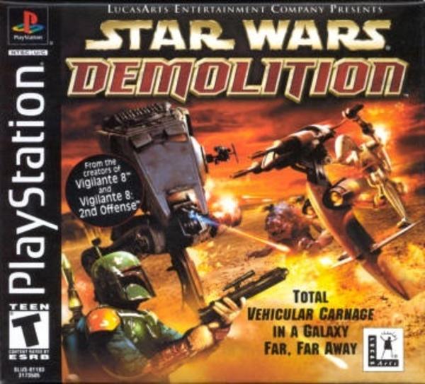 Cover zu Star Wars: Demolition