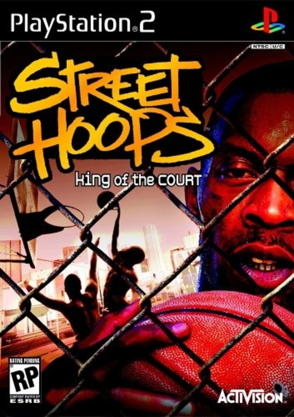 Cover zu Street Hoops