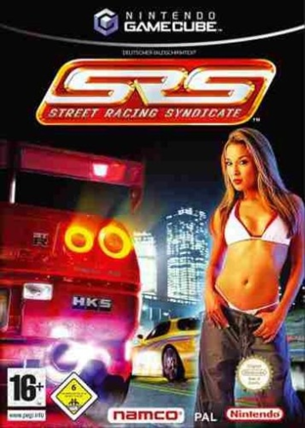 Cover zu Street Racing Syndicate