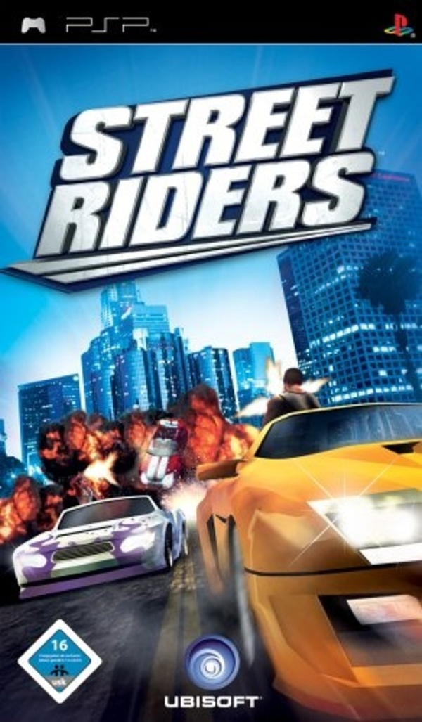Cover zu Street Riders