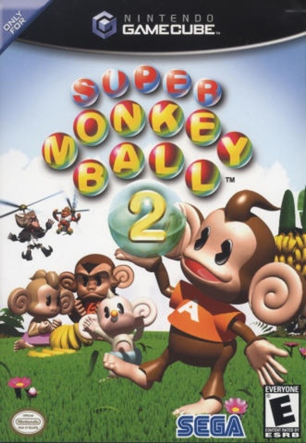 Cover zu Super Monkey Ball 2