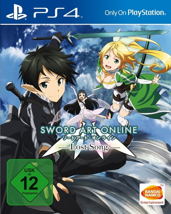 Cover zu Sword Art Online: Lost Song