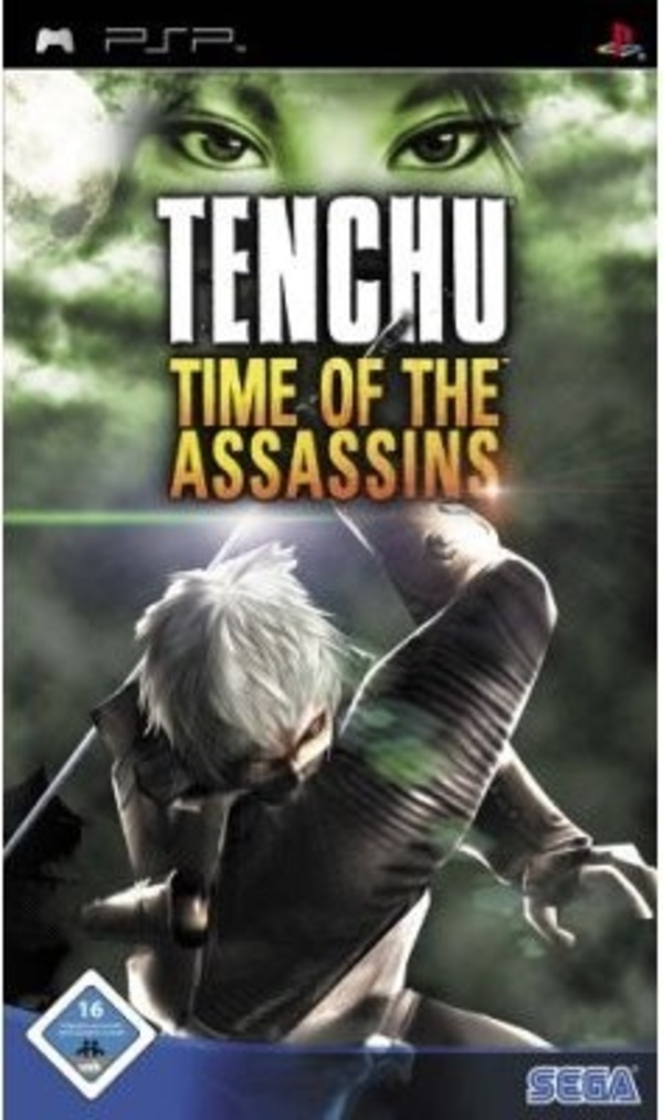 Cover zu Tenchu: Time of the Assassins
