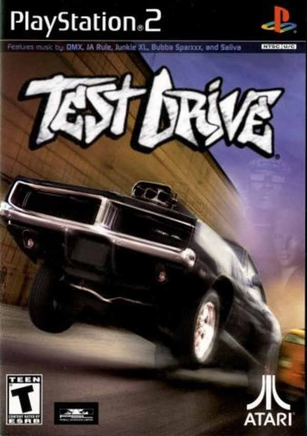 Cover zu Test Drive