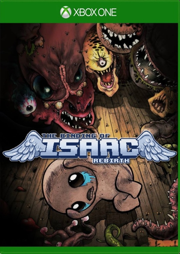 Cover zu The Binding of Isaac: Rebirth