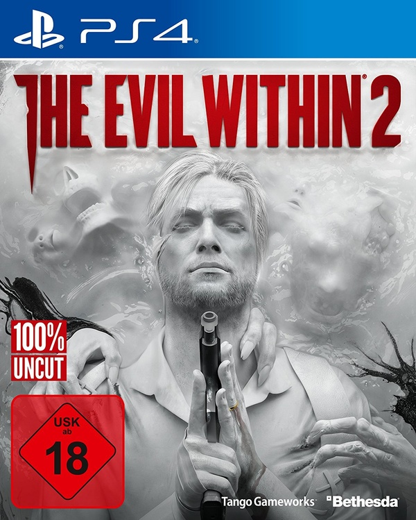 Cover zu The Evil Within 2